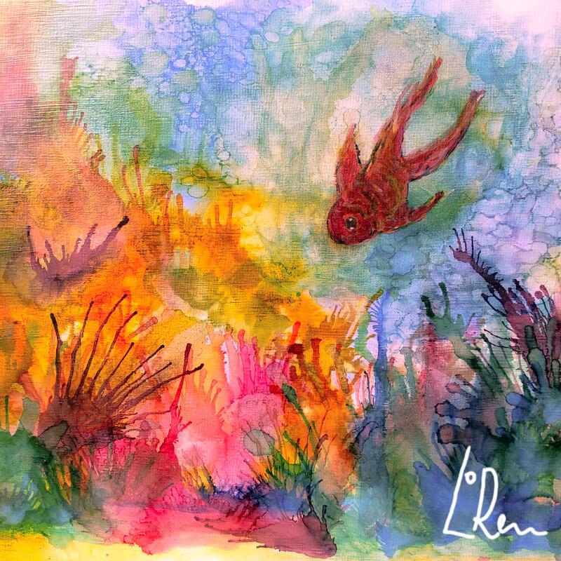 A fishy Theme sq